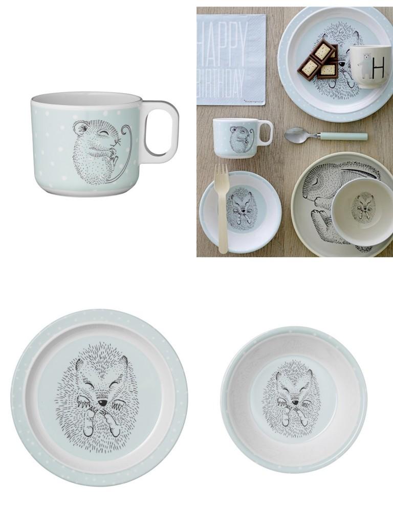 konceptdziecko naczynia dla dzieci, talerzyk dla dziecka, naczynia melaminowe, miseczka dla dziecka, kubek dla dziecka, kubek melaminowy, bloomingville