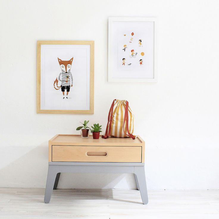 Designerskie meble dla dzieci, nowoczesne meble dla dzieci