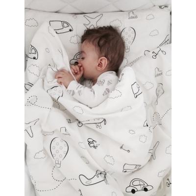 pościel dziecięca, bawełniana pościel dziecięca, tekstylia dla dzieci, pościel dla niemowlaka